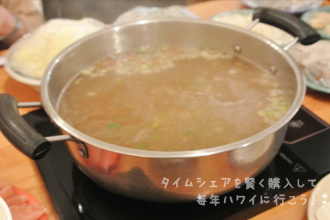 スイートホームカフェのスープ