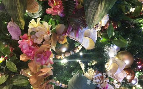 アウラニ・クリスマスツリーアップ
