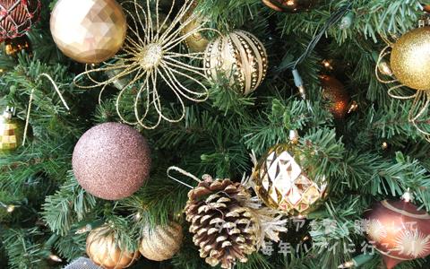 トランプタワー・クリスマスツリー